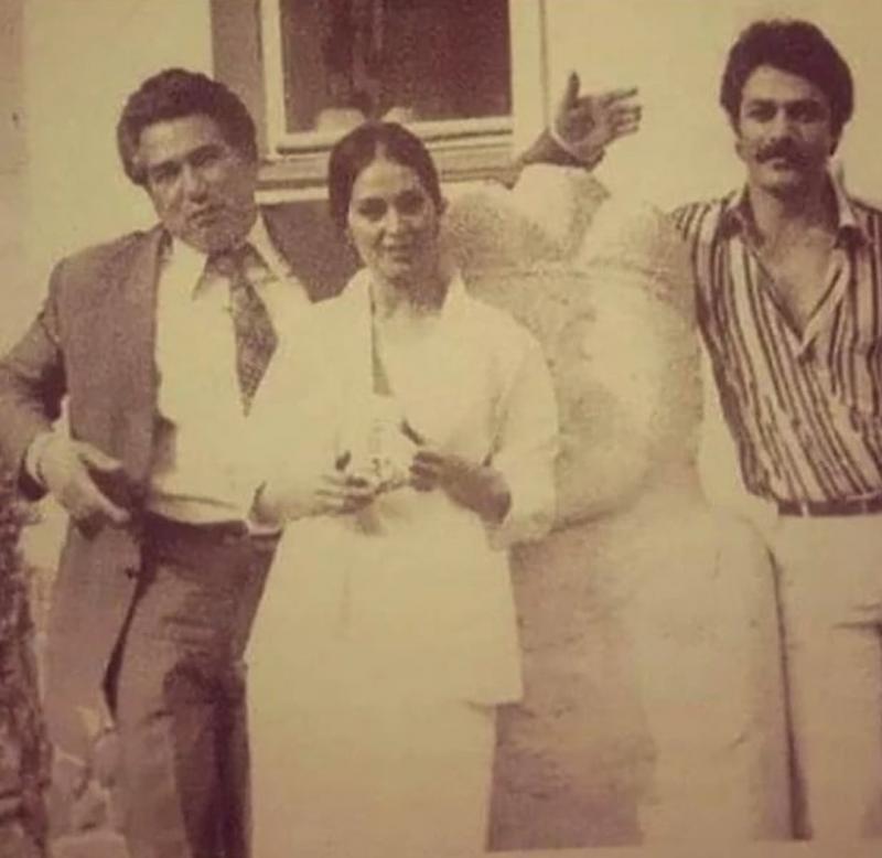Aytmatov, Türkan Şoray ve Kadir İnanır.jpg