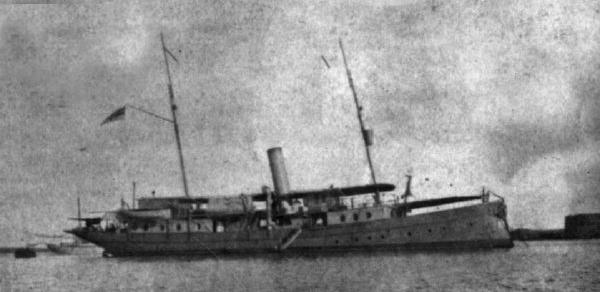 NİLİ casuslarından bilgi alıp İngiliz karargâhına ulaştıran Monegam savaş gemisi[1].jpg