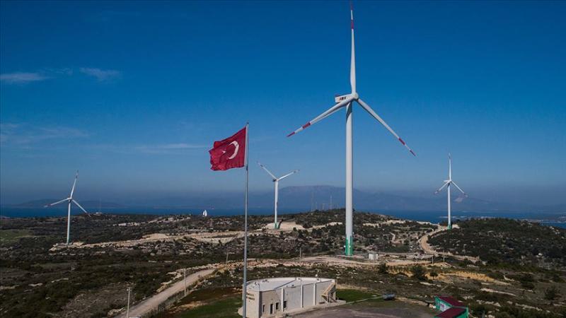 rüzgar enerjisi AA