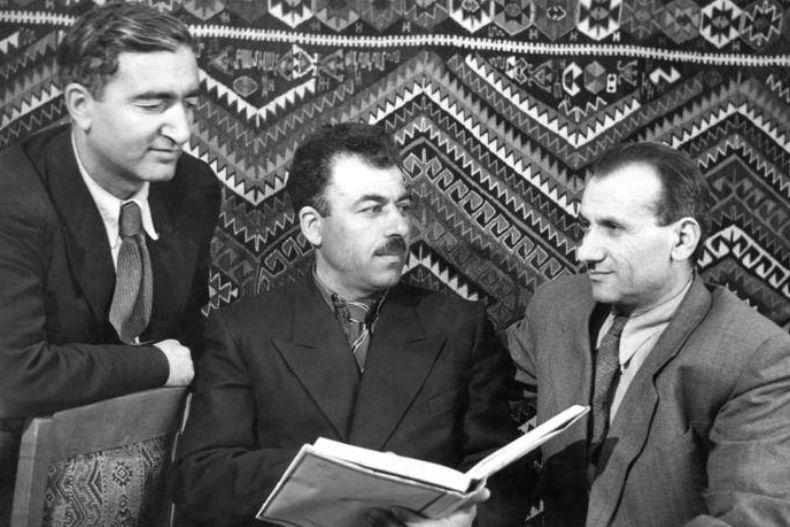 Erivan Radyosu Kürtç bölümünün dijital arşivi .jpg