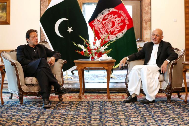 İmran Han ve Eşref Gani, Pakistan barışta rol oynar ama ABD üslerine müsaade etmeyebilir_.jpg