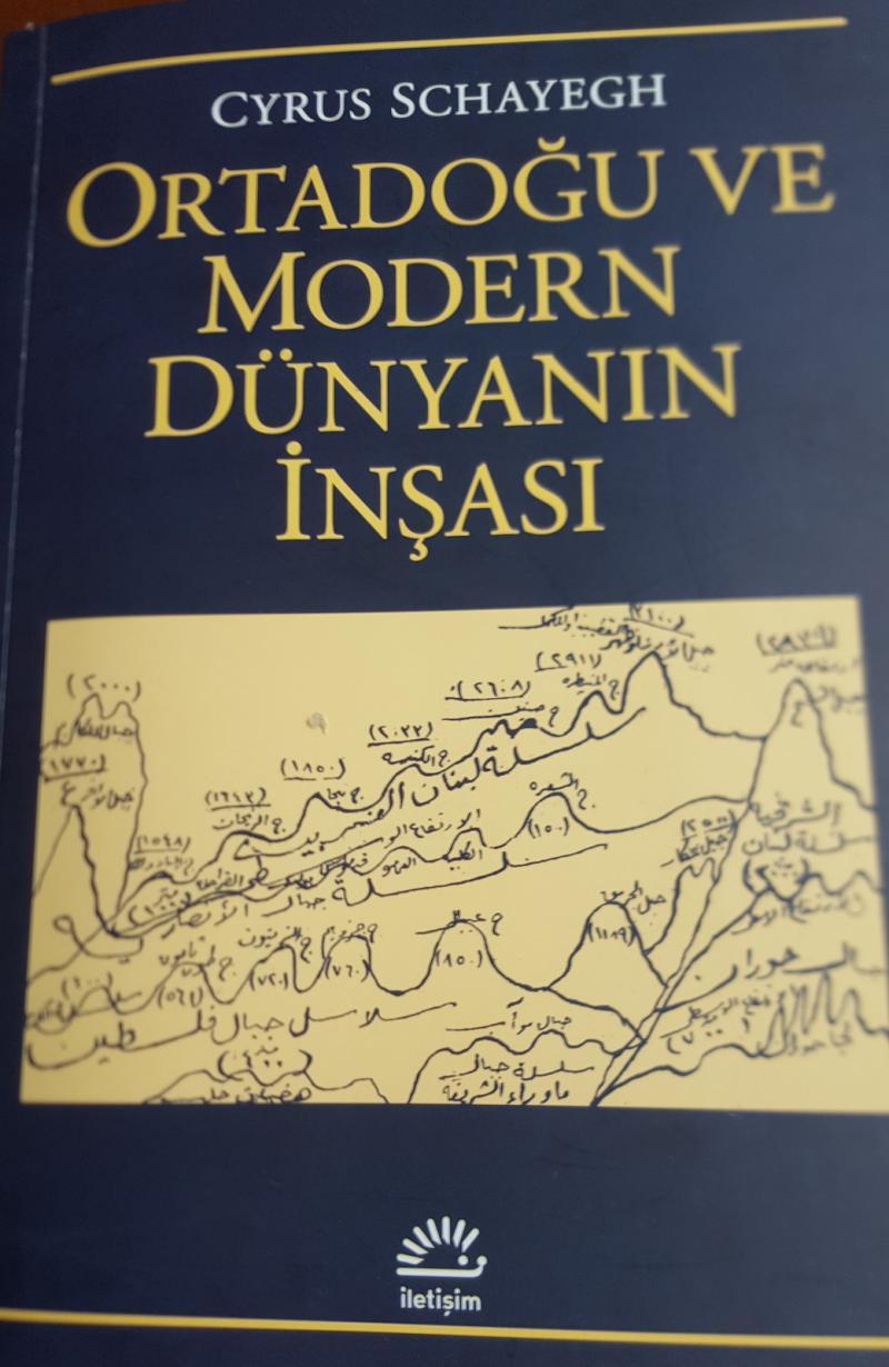 Osmanlı sonrası Şam Eyaleti ve Ortadoğu şehirlerinin sosyo-kültürel dönüşümünü açıklayan kitap.jpg