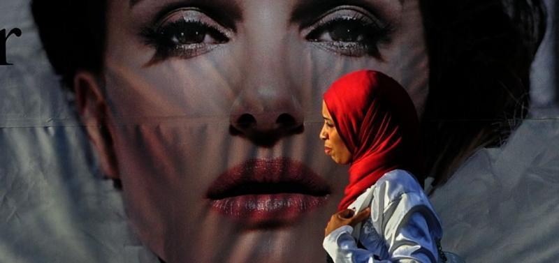 Arap kadını, kaynak-Michael S. William, .jpg