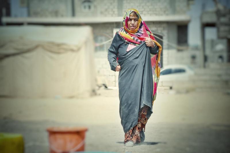 Ortadoğu'daki kriz ve çatışmalar,bölgedeki kadınların durumunu olumsuz etkiliyor.-Fotoğrafa, Hişam El BŞu.eyli, independent arabia.jpg