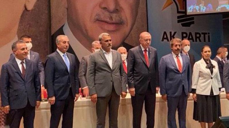 Felat Aygören iki hafta önce AK Parti'ye katıldı