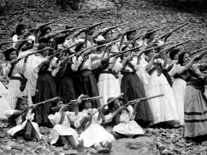 Herrera'nın kadın birlikleri.jpg