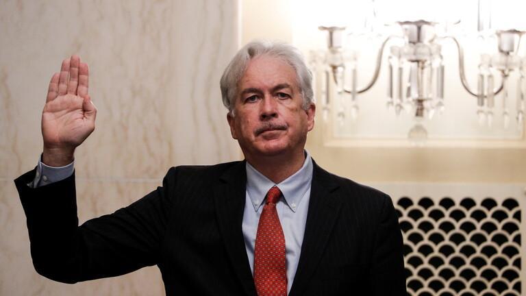 CIA şefi William J. Burns, diplomasiye dönüşü öneriyor. Fotoğraf-Tom Brenner, Reuters.jpg