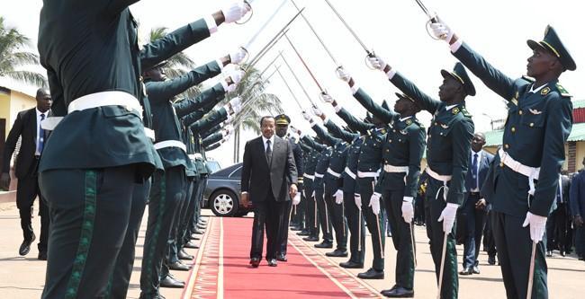 kamerun cumhurbaşkanı paul biya Twitter