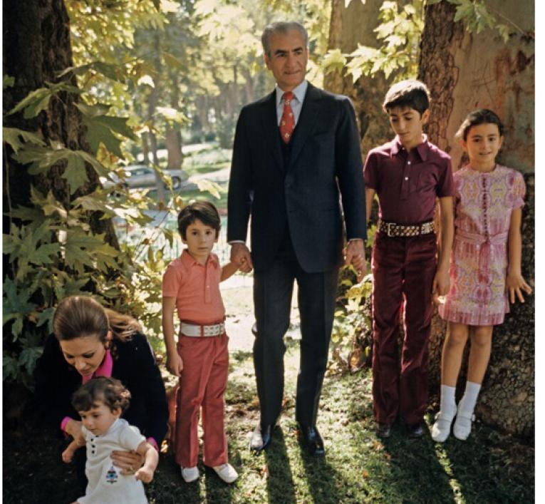 Şah Rıza ve ailesi.png
