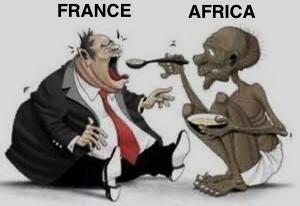 Fransız sömürgecilik felsefesi Hıristiyanlık, dil asimilasyonu ve ticaret.jpg