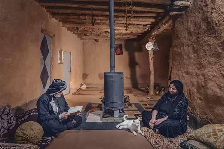 Şeyhbızınî evinin içi-Irak.jpg