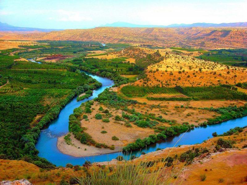 Şeyhbızınilerin Irak Kürdistan bölgesinde yaşadıkları yerlerden biri.jpg