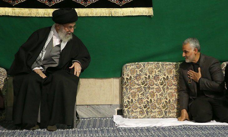 Ali Hameney ve Kasım Süleymani, Şii Hazaralara zarar vermemek üzere Taliban ile anlaşma yapmışlar.jpg
