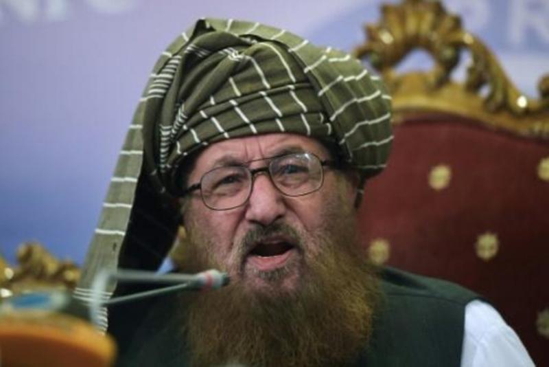 Pakistan Taliban Hareketi'nin ruhani babası sayılan Semi-ul Hakk 2018'de katledilmişti-foto-AFP-tickers 2017., .jpg