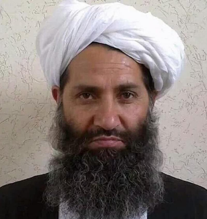 Taliban önderi Heybetullah Ahundzade-Foto-AFP.jpg