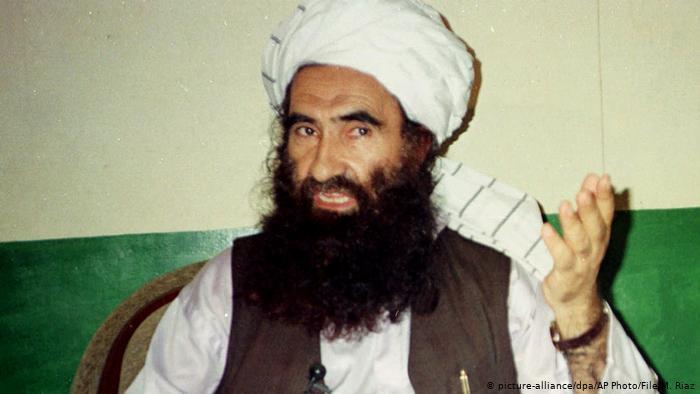 Taliban'ın radikal müttefiki Celaleddin Haqqanı.jpg