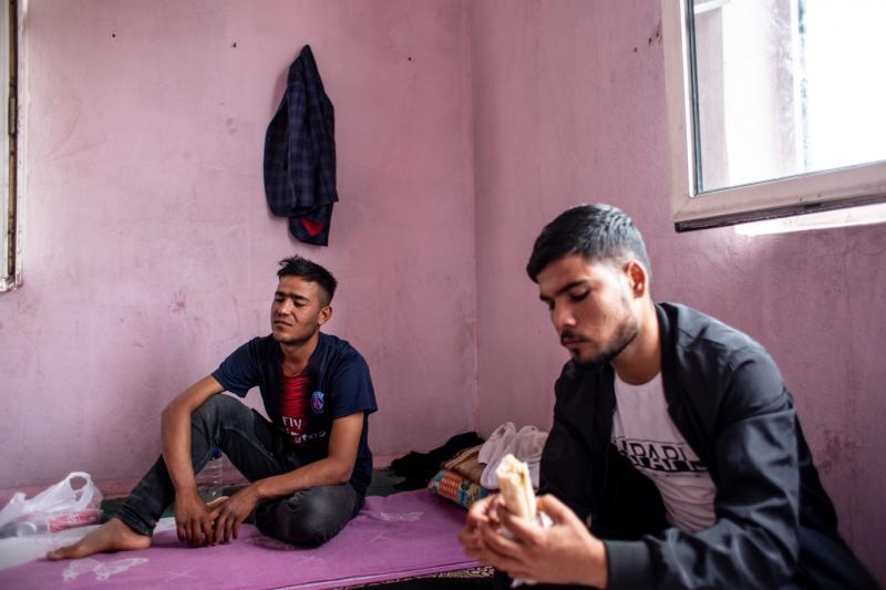 Abdullah Matin ve Dost Muhammed.jpg