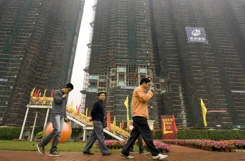 Çin emlak Newyorktimes