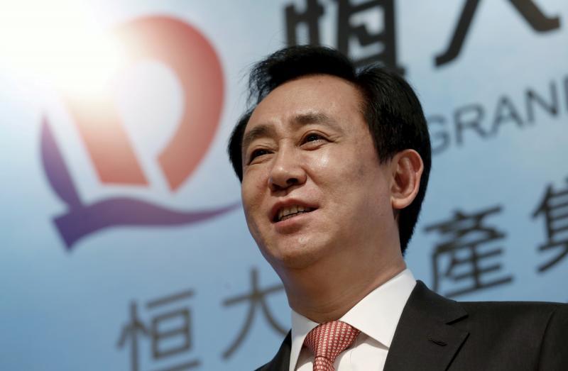 Hui Ka Yan Evegrande Reuters