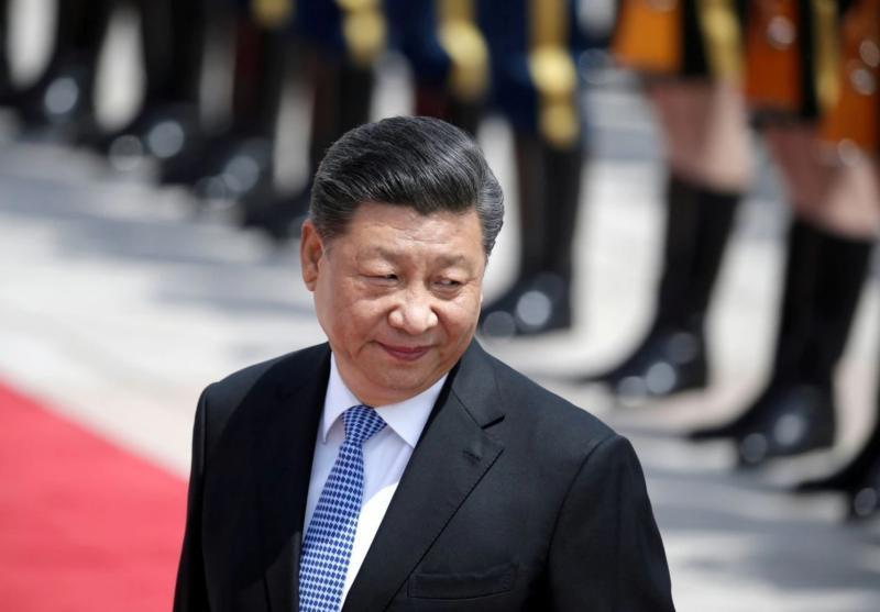 Xi Jinping (Şi Cinping) Reuters