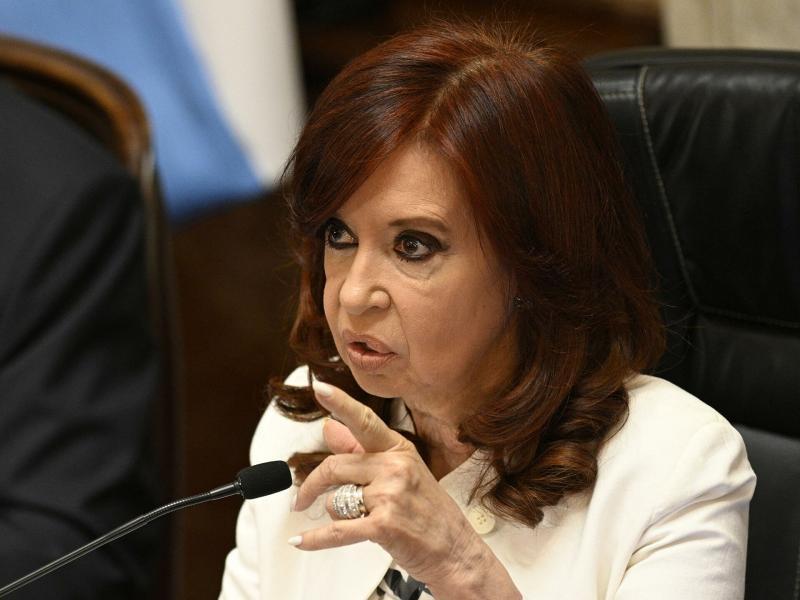 Cristina Fernandez de Kirchner  afp.jpg
