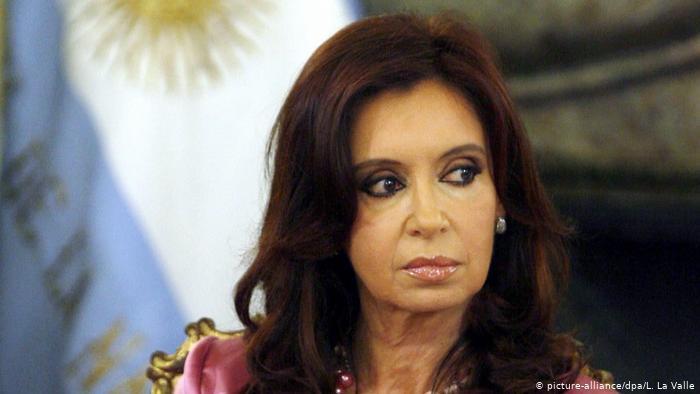 Cristina Fernandez de Kirchner  dpa.jpg