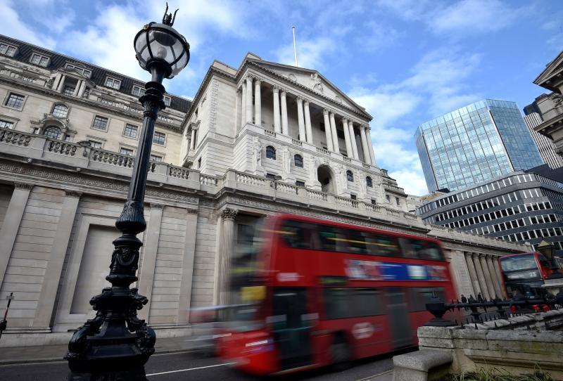 İngiltere Merkez Bankası Reuters