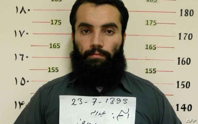 Haqqani kardeşlerin en küçüğü Enis, Afganistan cezaevindeydi. Salıverilince hükümetle müzakere masasına oturdu. .jpg