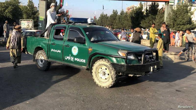 Halilurrahman Haqqani, Kabil emniyetinden sorumlu .jpg