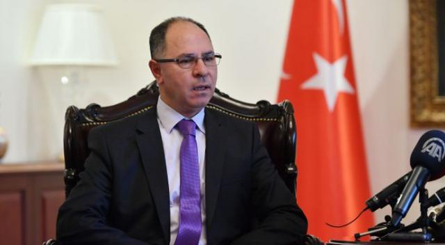 Filistin'in Ankara Büyükelçisi Faed Mustafa AA.png