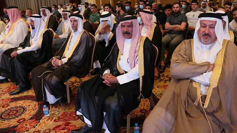 Erbil Konferansına katılan aşiret reisleri.jpg