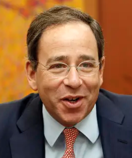 AB'nin yeni İsrail Büyükelçisi Thomas Nides.png
