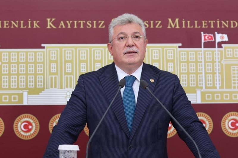 AKP Grup Başkanvekili Muhammed Emin Akbaşoğlu, Kürt meseselinde  CHP ve HDP'yi eleştirip suçladı-Foto-A.Ajansı .jpg