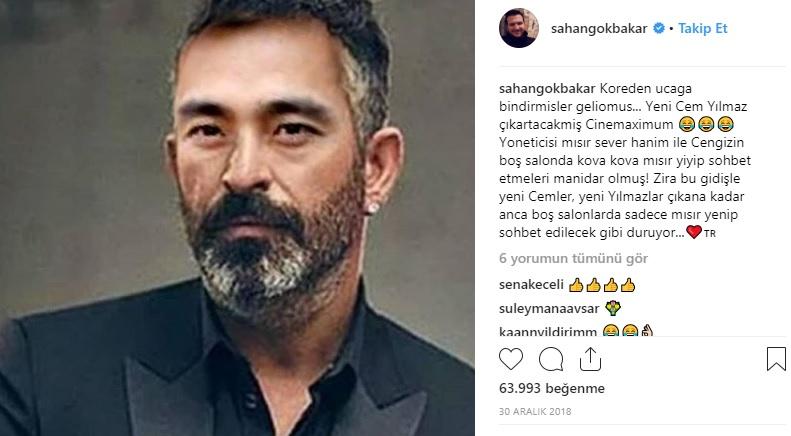 Şahan Gökbakar'dan Cem Yılmaz'a destek.jpg
