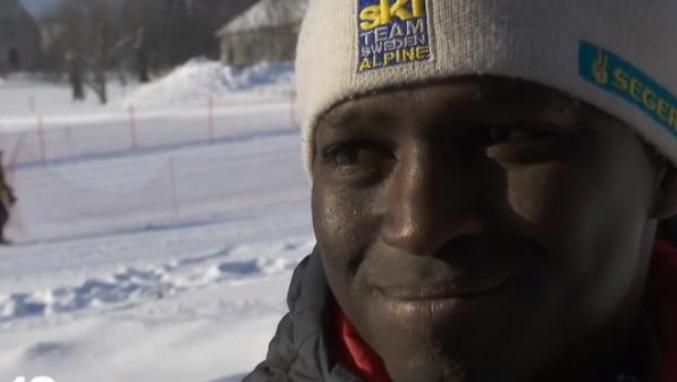 Fransadaki Gineli kahraman mülteci genç