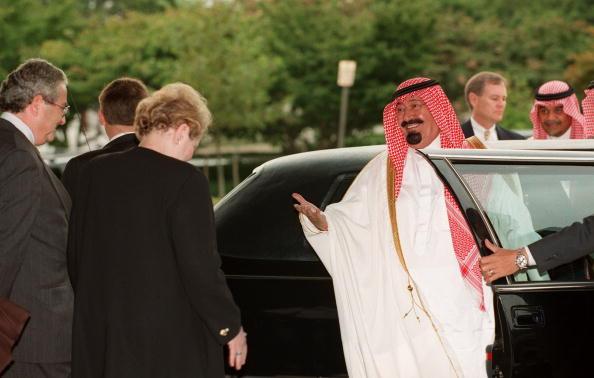 kral abdullah abd dışişleri bakanı
