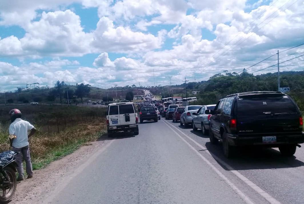 Venezuela, Brezilya sınırı 1 Fotoğraf İHA.jpg