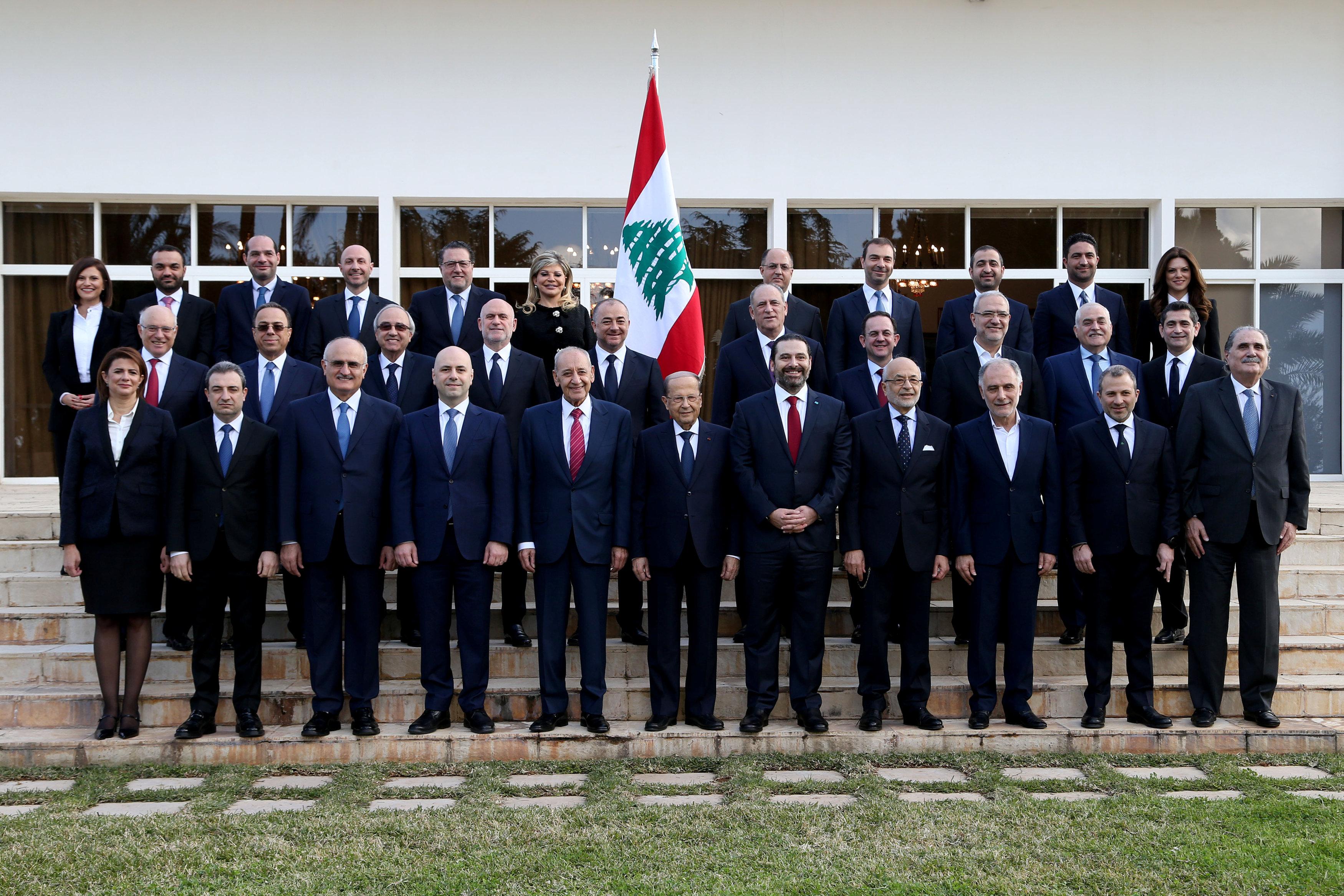 Lübnan Hariri hükümeti