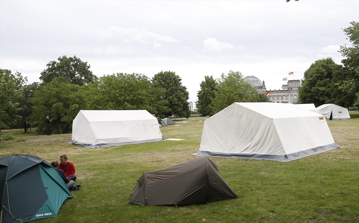 8 HAZİRAN - Almanya iklim değişikliğine karşı kamp - AA.jpg