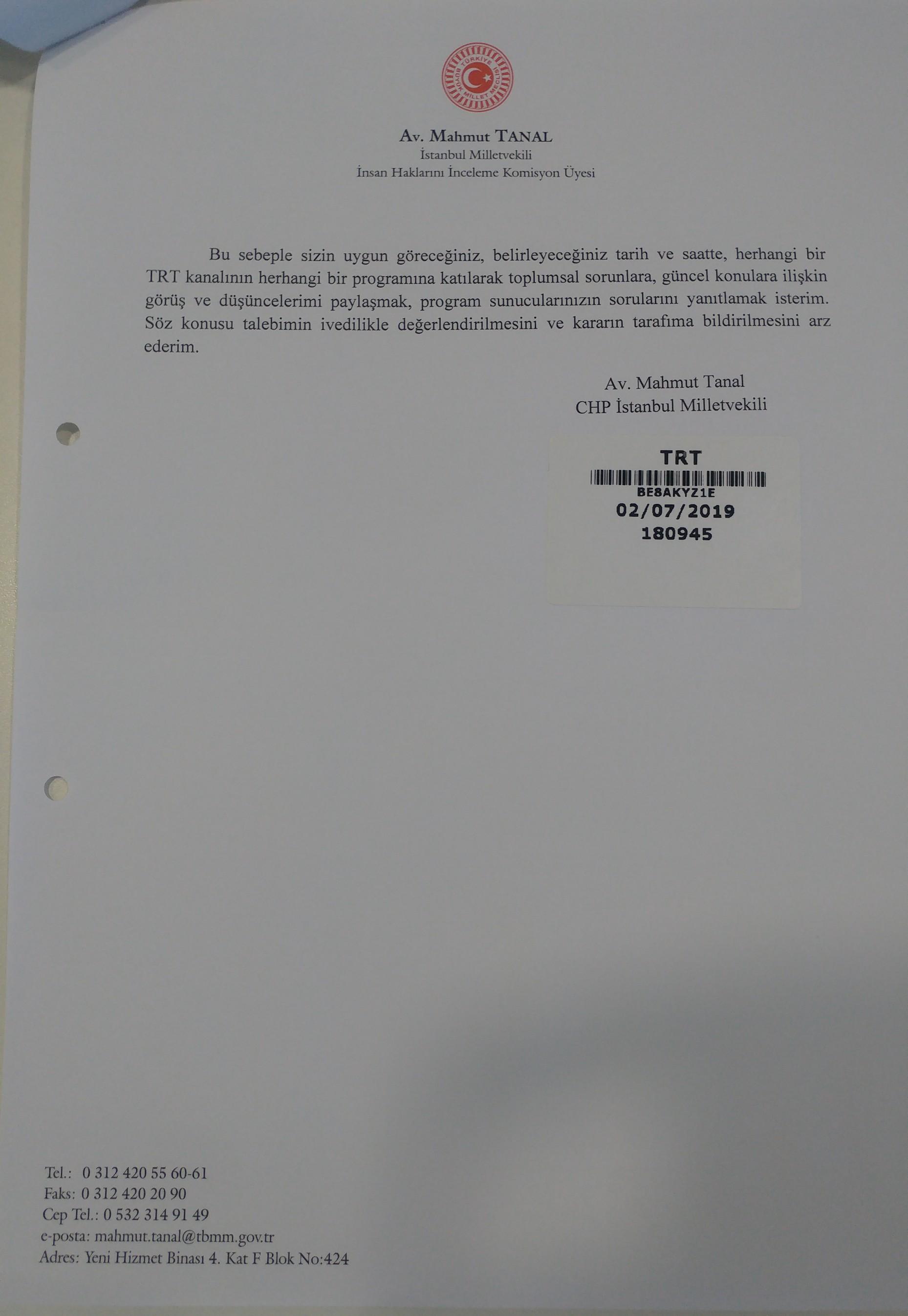 Tanal- TRT Genel Müdürlüğü dilekçe 2.jpg