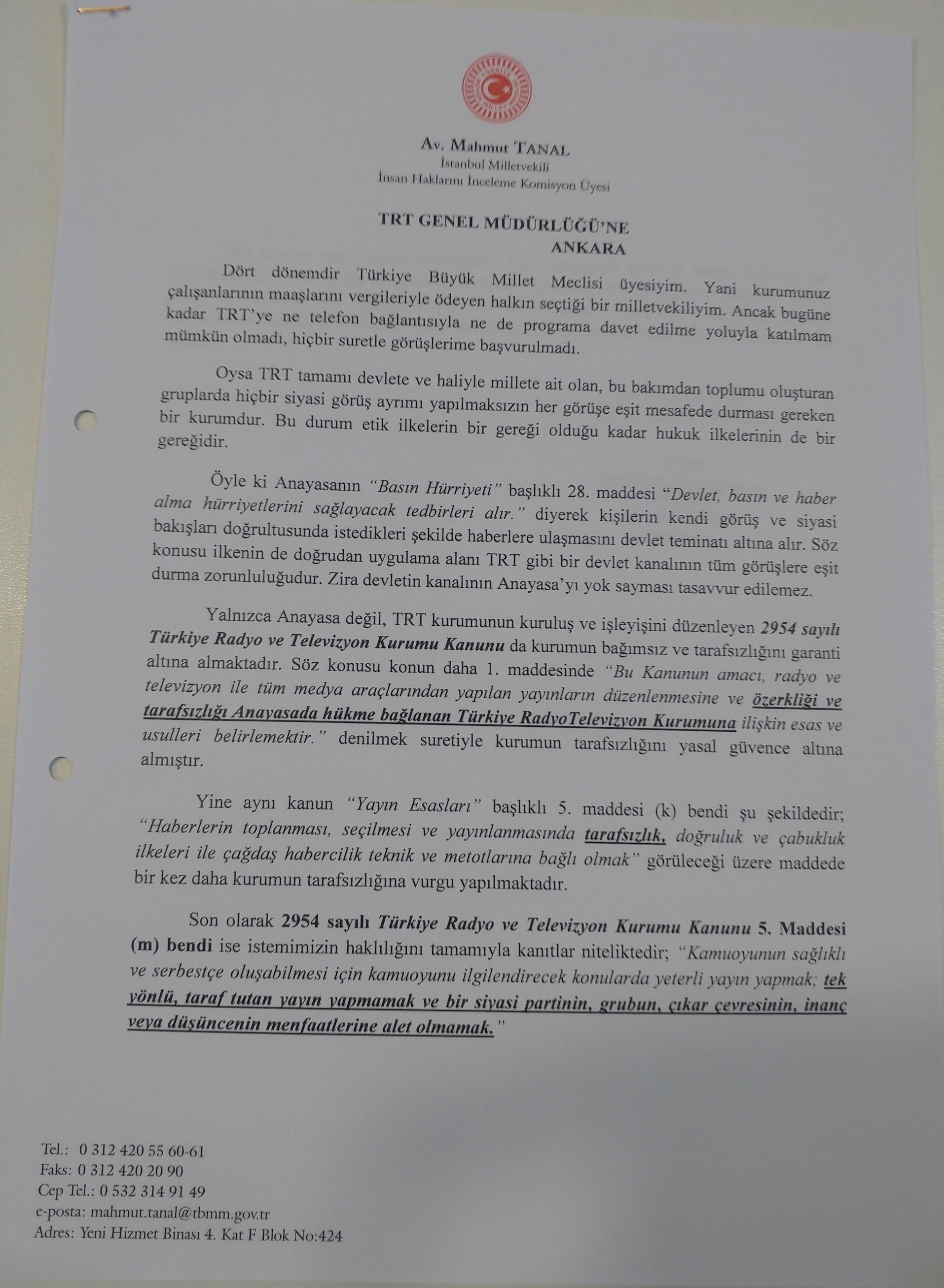 Tanal- TRT Genel Müdürlüğü dilekçe 1.jpg