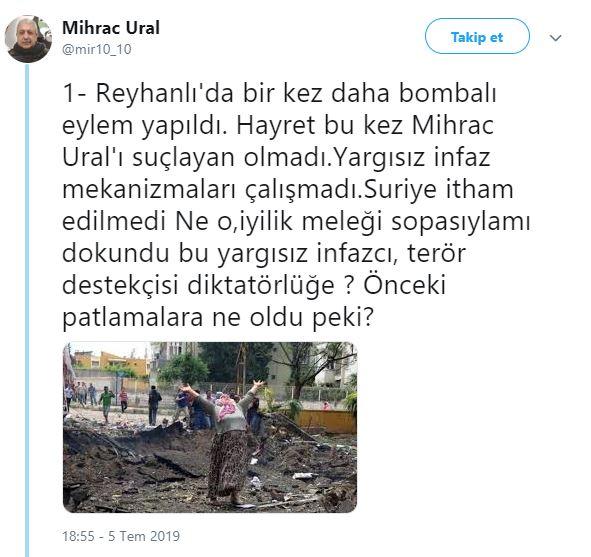 Mihraç Ural tweet.JPG