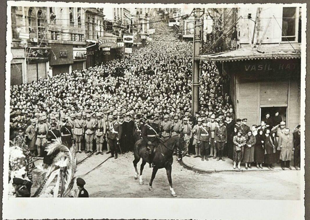 Atatürk'ün vefatı