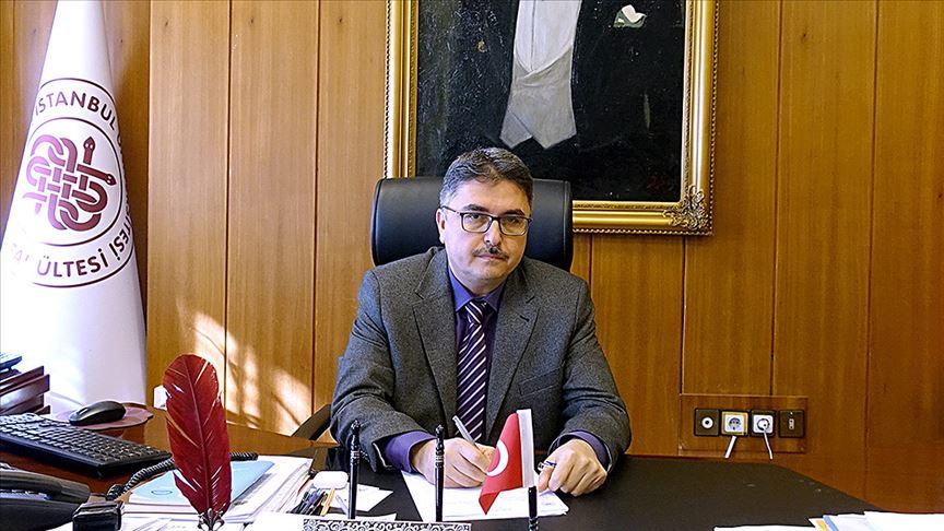 Prof. Dr. Tufan Tükek İÜ İstanbul (Çapa) Tıp Fakültesi AA.jpg