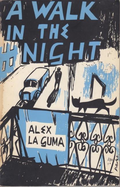Alex La Guma,  A Walk At Night, Mbari.jpg