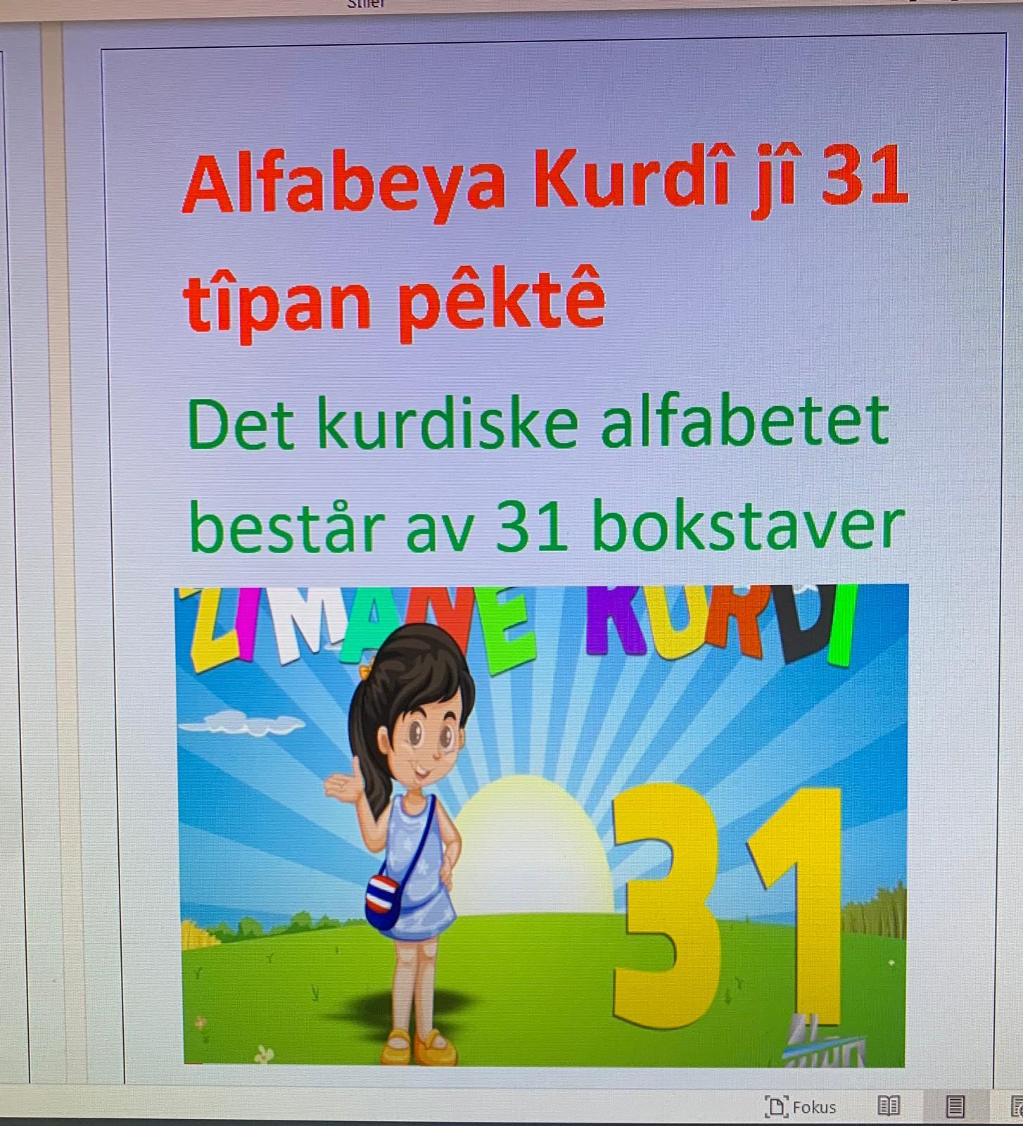 """Norveç'te, ilk Kürtçe kitap, """"Alfabeya Kurdi"""" yayınladı (2).jpg"""