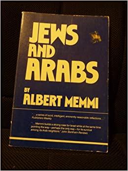 Jews and Arabs (Araplar ve Yahudiler).jpg
