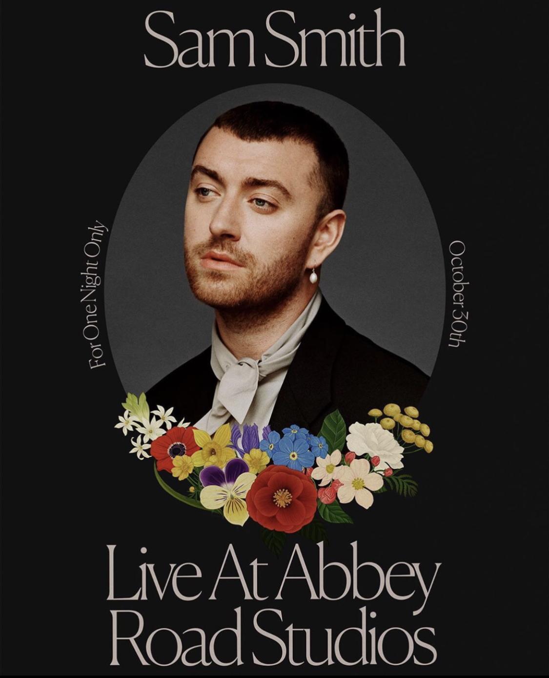 Sam Smith Love Goes – Live at Abbey Road Studios.jpg