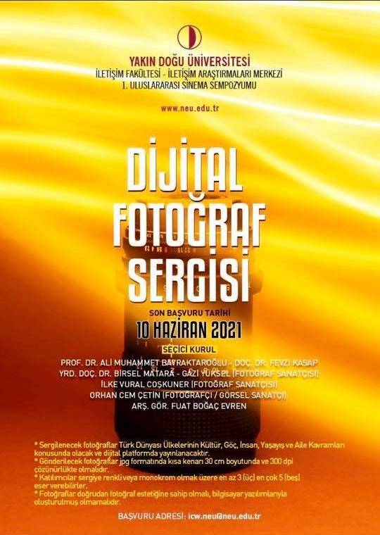 Dijital fotoğraf sergisi