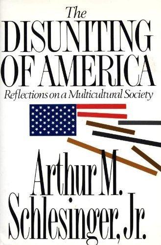 Arthur Schlesinger, Disuniting of America.jpg